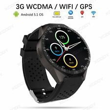 3G Android Smart Watch Phone Mate Bluetooth 4GB SIM GPS WIFI For iPhone Samsung