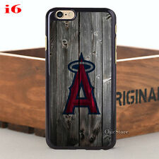 Chic MLB Los Angeles Angels Baseball Team Case Cover For iPhone & Samsung Series