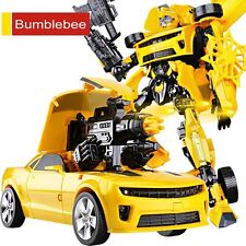 45cmLarge Size Transformable Robot Car For Kids Toy With Sound and light Version