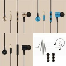 For iPhone Samsung 3.5mm Piston In-Ear Earbuds Earphone Headset Headphone SX