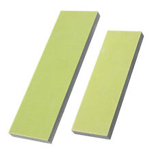 G10 Knife Handle Scales 1/3'' x 1.6'' x 5'' or 1/3'' x 2'' x 6.3'' Neon Green