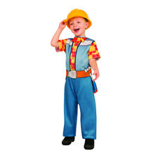 Boys Bob the Builder Halloween Costume