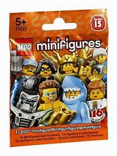 LEGO MINIFIGURES SERIES 15 71011 - CHOOSE YOUR LEGO SERIES 15 MINI FIGURE
