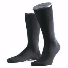Falke Airport Sock black 14435 - 3000 Basic wool cotton Blend