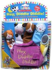 HEY DIDDLE DIDDLE - SCHOLASTIC INC. (COR) - NEW HARDCOVER BOOK