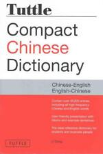TUTTLE COMPACT CHINESE DICTIONARY - DONG, LI - NEW PAPERBACK BOOK