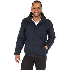 Regatta Mens Classic Dover Fleece Collar Insulated Bomber Jacket