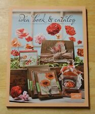 NEW Stampin' Up! 2011-2012Catalog & Idea Book
