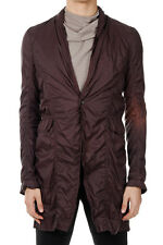 RICK OWENS DRKSHDW New Men Single Breasted Jacket NWT Made in Italy