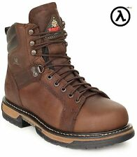ROCKY IRONCLAD WATERPROOF LACE TO TOE WORK BOOTS 5703 * ALL SIZES - NEW