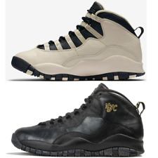NIKE AIR JORDAN 10 X RETRO NYC PREMIUM 37.5-42.5 NEW 140€ sneaker basketball