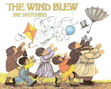 THE WIND BLEW - HUTCHINS, PAT - NEW PAPERBACK BOOK