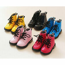New Baby Shoes Toddler Boys Girls boots Winter Children kids Martin boots Snow