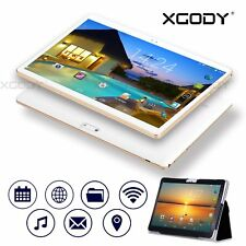 10.1'' Unlocked 3G Phone Call Tablet PC Quad Core Android 4.4 16GB Dual SIM IPS