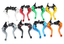 Fits For Ducati 996/998/748/750SS/S2R 1000 1999-2008 Short Brake & Clutch Levers