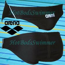 Arena AST13101BK Men's Low-Rise Competition Swimwear Swimsuit Swim briefs