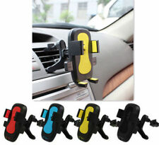 Mount Cellphone Car Air Vent for iPhone Samsung Mobile Phone Holder Stand Cradle