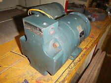 Reliance Tachometer Generator, 100 V Per 1000 RPM, Model # RE210, New