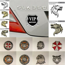 Modified Motorcycle Decals Stickers Car Logo Applique Decoration Emblems Flags