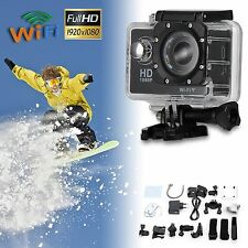 1080P HD WIFI Action Camera Waterproof sport DV Camcorders wifiOutdoor sport DVR