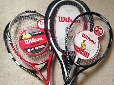 "WILSON BLADE 25"" JUNIOR TENNIS RACQUET"