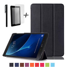 Slim Smart Cover Case Stand for Samsung Galaxy Tab A 10.1 P580 & P585 Tablet PC