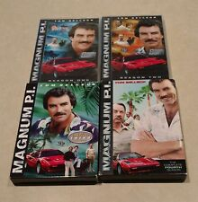 Magnum P.I. Complete Season 1 2 3 4  Tom Selleck