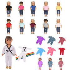 """New Fashion Doll Clothes Skirt Fits For 18"""" American Girl  Party Handmade Set"""