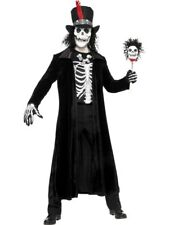 Adult Voodoo Witch Doctor Mens Halloween Horror Fancy Dress Costume Party Outfit