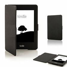 Ultra Slim Magnetic Leather Smart Case Cover for Amazon Kindle Paperwhite Wifi R
