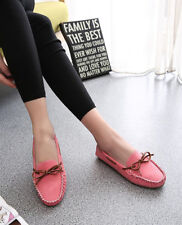 NEW Korean Women's candy-bowknot flat is comfortable shoes Flat with shoes