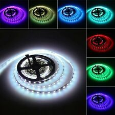Flexible Light 12V 300 LEDs LED Sticky Strip Non-Waterproof 5M 16ft 5050 SMD