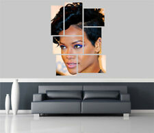 Rihanna Removable Self Adhesive Wall Picture Poster FP 1162