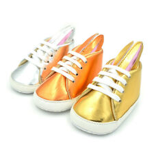 HOT Cute Rabbit Ears Lacing Soft Soles Baby Toddler Shoes Autumn
