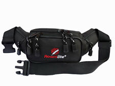 Bumbag Waist Bag Bum Bags up to 46 Inch waist Security Belt Bags Roamlite RL12M