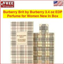 Burberry Brit by Burberry 3.4 oz EDP Perfume for Women New In Box