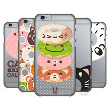 HEAD CASE DESIGNS KAWAII ANIMAL DONUTS HARD BACK CASE FOR APPLE iPHONE PHONES