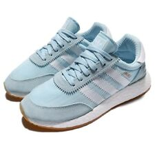 adidas Originals Iniki Runner W BOOST Blue White Women Shoes Sneakers BY9097