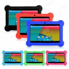 Universal Cute Silicone Soft Gel Case Cover For 7'' Android Tablet PC Kids XGODY
