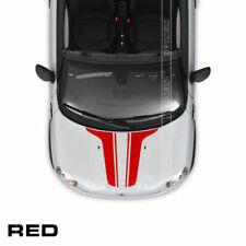 For Mini Cooper Cooper Clubman S Coupe Bonnet Boot Decor Stripes Decal Graphics
