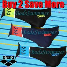 Arena AST17102 Men's Low-Rise Competition Swimwear/Swimsuit/Trunks/Briefs