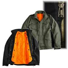 Alpha Industries M-65 Heritage Field Jacket  Parka with removable ALS-Liner new