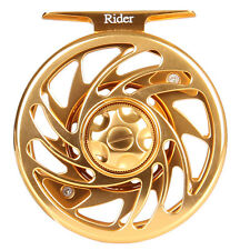 Fly Fishing Reel 3/4 5/6 7/8 9/10WT CNC Machined Aluminum Fly Reel