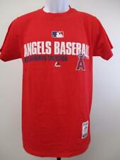 New Anaheim Angels Mens Youth Sizes S-M-L-XL-2XL Majestic Shirt MSRP $24