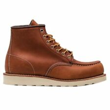 Red Wing 6-Inch Moc 3375 Oro Womens Leather Classic Ankle Boots
