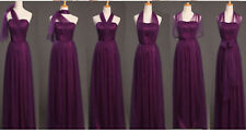 Women Formal Long Party Evening Gown Cocktail Ball Prom Bridesmaid Maxi Dress