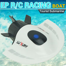 Mini High Speed 4CH Tourist RC Boat Radio Remote Control Submarine Toy JUST plug