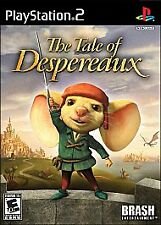 CES PS2 The Tale of Despereaux (2008 Sony Playstation 2) Video Games