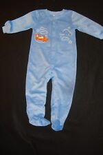 """DISNEY POOH """"TIGGER"""" furry ROMPER  NWTS  EMBROIDERED """"DREAM BIG LITTLE ONE"""""""