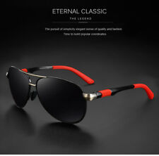 Mens Pilot Polarized Sunglasses UV400 Driving Outdoor Sports Sun Glasses Eyewear